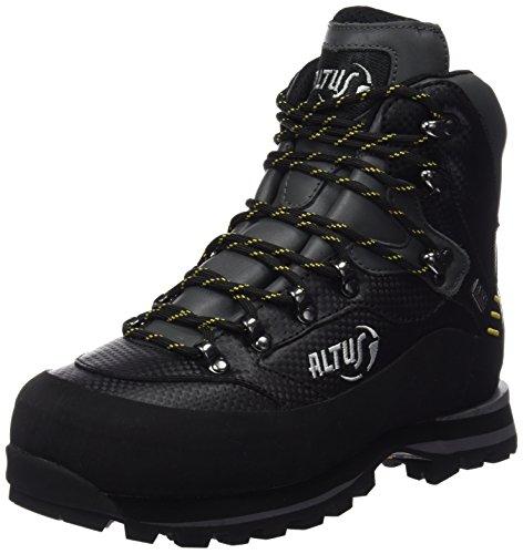 Altus Besaya - Botas de montaña Unisex, Color Negro, Talla 45
