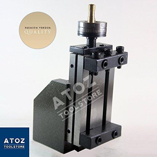 AtoZ Vertical fresar correderas Mini/fijo/Articulación giratoria Proceso de fresado inmediata en torno Fresadora accesorios compatible myford Super 7Torno y otros