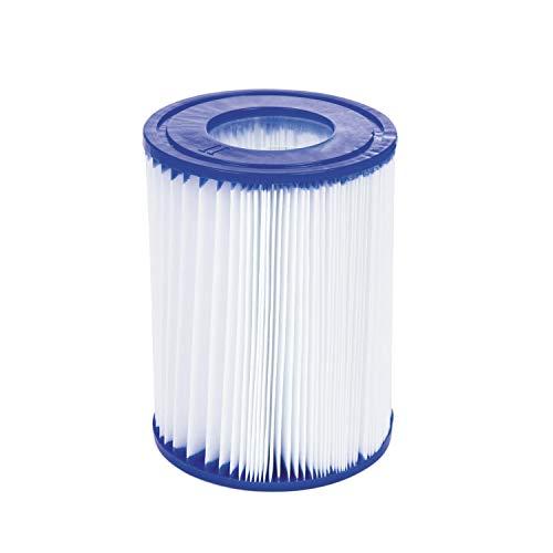 Bestway 58094 - Set de Dos Filtros de Agua Tipo II para Depuradora de Cartucho 2.006 y 3.028 litros/hora