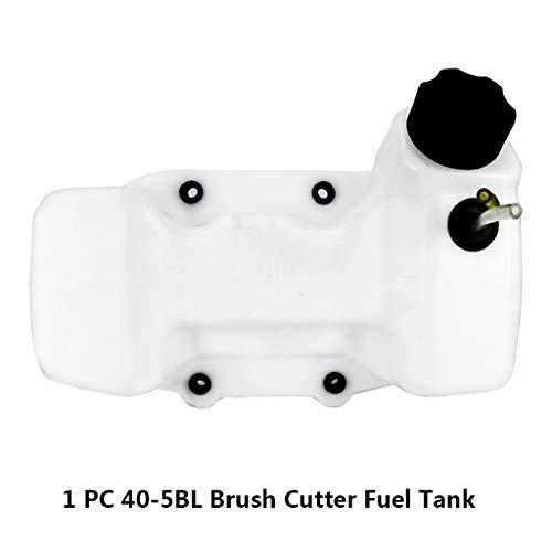 BIlinli 40-5BL Desbrozadora Depósito de Combustible Desbrozadora Repuestos Recortador Depósito de Combustible