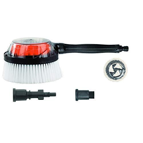 Black+Decker 41397-A Cepillo Giratorio para Hidrolimpiadoras, Negro, Spazzola rotante