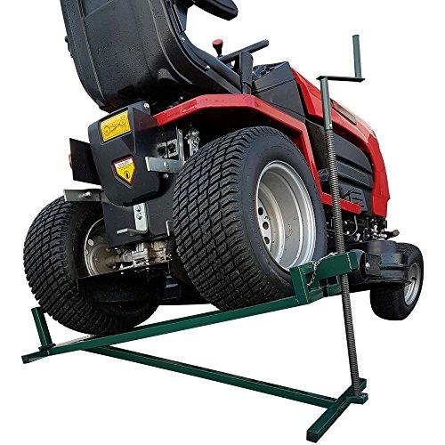 BMS - Elevador de césped para cortacésped (400 kg)