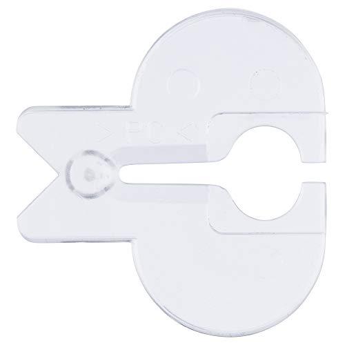 Bosch 2 607 010 079  - Protección contra el astillado, (pack de 5)
