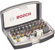 Bosch Professional 2608551079 Set de 32 Unidades para atornillar, 0 W, 0 V