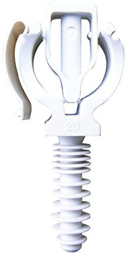 Boutt 1380151 MCCO16 - Juego de abrazaderas simples (para tubo multicapa, 5 unidades, NU, dimetro 16)