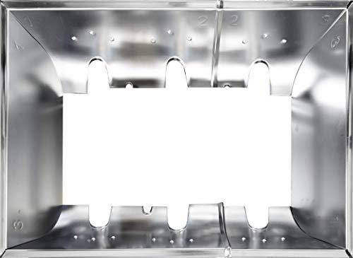 Campingaz InstaClean System - Juego de piezas de repuesto para barbacoas de gas Series Classic 3 y Woody, kit de limpieza de piezas de repuesto