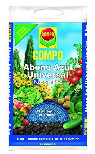 Compo Novatec Abono Azul Universal, 5 kg