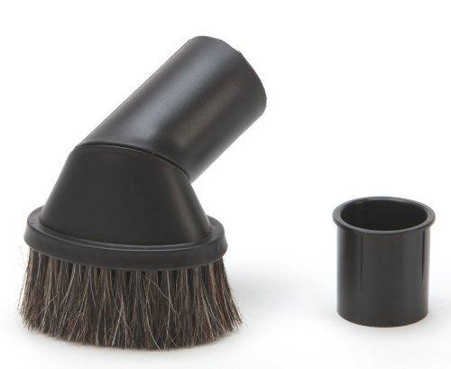 DREHFLEX - Cepillo de muebles para aspiradoras - diámetro 32-35 mm - Con cerdas de pelo natural