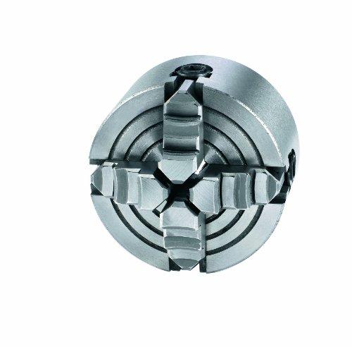 Einhell 4505023 - Mandril de torno con 4 mordazas, 80 mm, para modelos BT-ML 300, MTB 3002