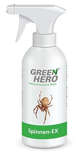 Espray Spinnen-Ex de Green Hero contra arañas, 500ml, repelente en espray
