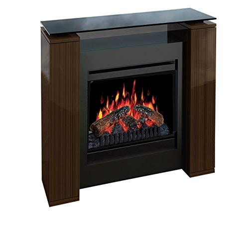 "EWT Insert 20"" Interior Log Insert Fireplace Eléctrico Negro - Chimenea (533 mm, 203 mm, 533 mm, 12,9 kg, 600 mm, 300 mm)"