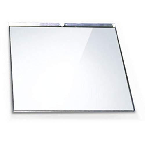 EWT spiegelrückwand para diferentes CHIMENEAS eléctricas con motor 68-400 pza Insertada[Accesorio,actualizable]