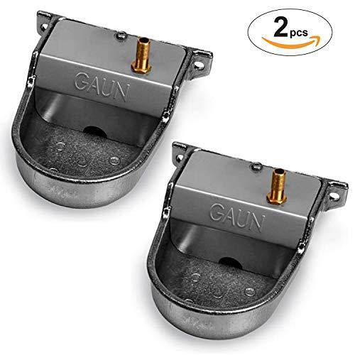 FINCA CASAREJO Bebedero automático de Aluminio para Perros, gallinas, faisanes. Bebedero gallinas (GBAA1) (2)