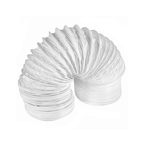 Find A Spare - Manguera de ventilación para secadora de alta calidad, extrafuerte, universal, 2,5 m, 10,2 cm