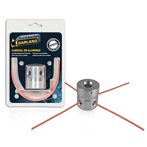 Garland 7199000150 - Cabezal de Aluminio Universal para Desbrozadora