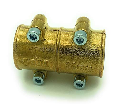 Gebo rd - Abrazadera tapaporos diámetro 28mm cobre