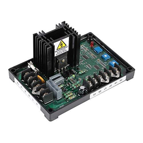 Generador de regulador de voltaje automático, 170-265V AC Generador GAVR-15A Grupo electrógeno de regulador de voltaje automático
