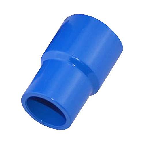 Gtagain Agua Tubería Adaptador Piezas Montaje - Conector Riego Agua Suministro Reducción Manga Montaje Conector Tubería Accesorios 25-125mm