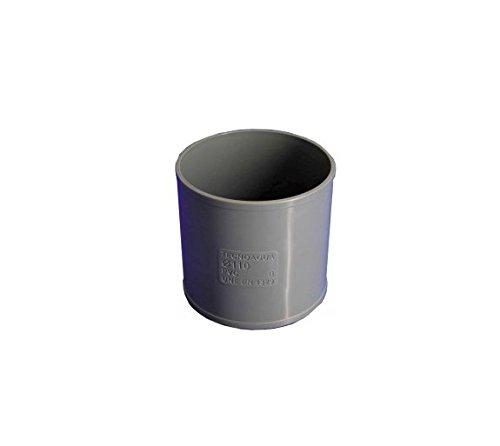 Hidrotecnoagua accesorios de pvc - Manguito hembra-hembra diámetro 110