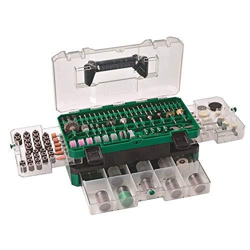 Hikoki 753949 - Juego de accesorios para amoladora recta 389 piezas