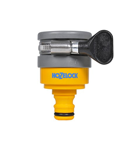 Hozelock - Adaptador para grifos sin rosca diámetro máximo 24 mm