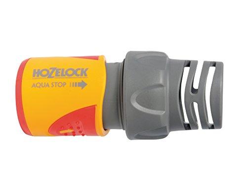 Hozelock - Conector Aquastop para manguera de 19mm