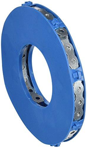 INDEX Fixing Systems CIPE1208 [CI-PE] Cinta perforada curva. Galvanizada (12 x 0,8 x 10 m)
