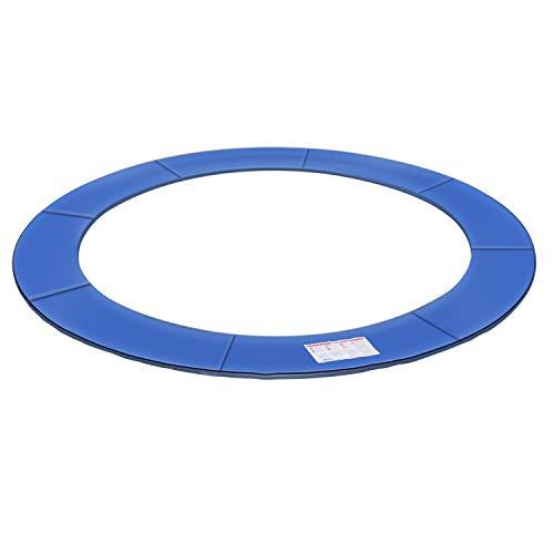 KIDUKU® Cubierta Protectora para Bordes de Cama elástica Cojín para resortes de trampolín 244 305 366 427 cm (305 cm)