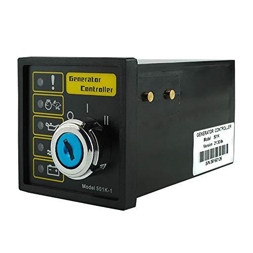 Módulo de control del grupo electrógeno, controlador automático, módulo de control del motor manual