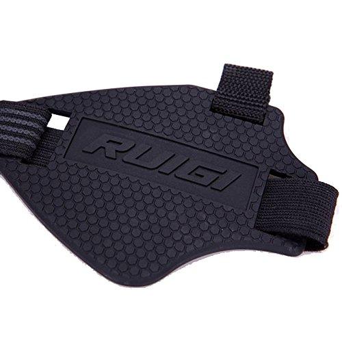 Motocicleta de zapatos de Protectora, anti de esquí dding schützende Zapatos de fregadero, Moto, aditivos de palanca de cambios de aufladungs–Zapatillas de protección de cubierta de rueda dentada