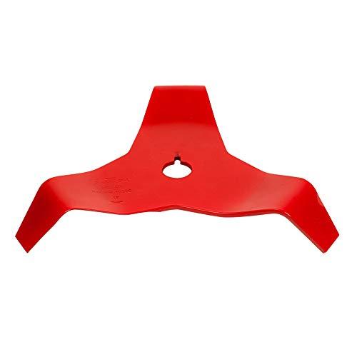 OREGON One-para-all 295507-0 Universal desbrozadora cubrición y limpieza hoja de sierra 3 dientes para Stihl, Husqvarna, Mitox, Echo, Kawasaki y otros máquinas