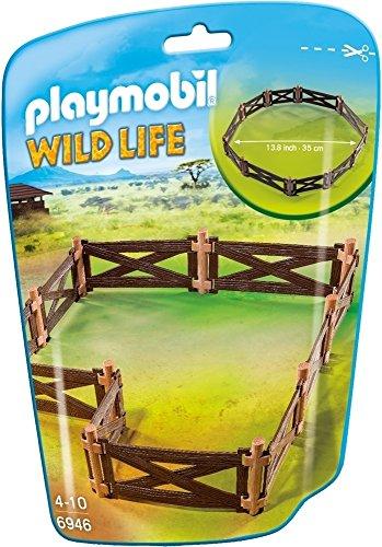 Playmobil Vida Salvaje- Granja Accesorios, Color marrón, 8 x 24,6 x 16,9 cm (Playmobil 6946)