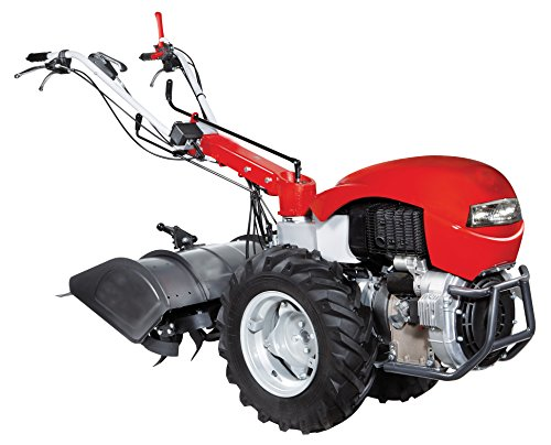 Powerpac MF17 - Motosegadora, motocultor de un eje, con fresa de 80 cm, modelo 2020, Lombardini Diesel 12 CV