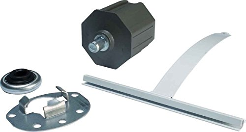 Rademacher 4057 - Set de accesorios para caja de persiana octogonal