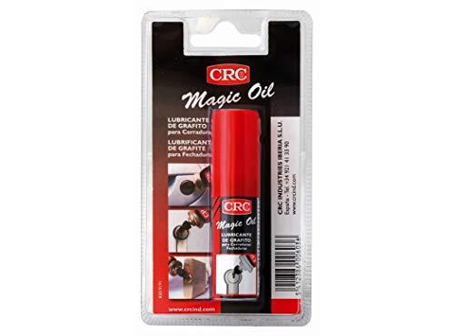 RC2 Corporation 30000-AB Lubricante De Larga Duración Para El Buen Funcionamiento De Cerraduras. Magic Oil Blister 15 Ml