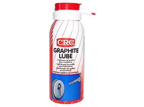 RC2 CRC 32863 Graphite Lube - Lubricante De Grafito para Cerraduras 100Ml.