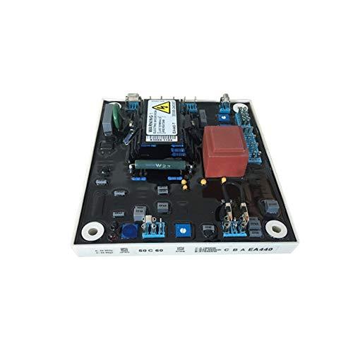 Regulador de voltaje, accesorio del grupo electrógeno Módulo de placa del regulador AVR con función de protección de baja velocidad