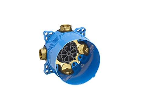 Roca T 2000 - Pack termostático empotrado para ducha, cuadrado . Griferias hidrosanitarias termostaticas. Ref. A5A1118C00
