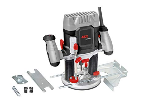 Skil F0151841AA Fresadora, Schwartz