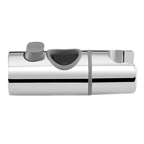 Soporte universal de Variosan para barras de ducha, cromo