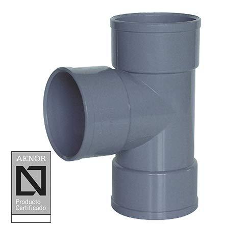 Te/Derivación 90º Evacuación PVC_Cumple Normativa AENOR (40)