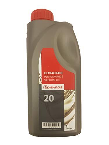 Ultragrade 20 Bomba de vacío Aceite 1Litro. Edwards Ultra Grado 20lubricante