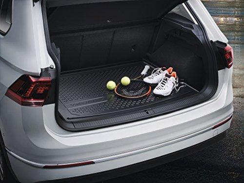 Volkswagen 5NA061161A - Bandeja para Maletero VW Tiguan II (año de fabricación 2016) de Polietileno, Accesorio Original VW