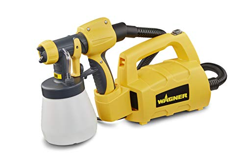 WAGNER Pulverizador de pintura Outdoor Paint Sprayer para barnices y esmaltes en el interior y exterior, 5 m²-9 min, envase 800 ml, 460 W