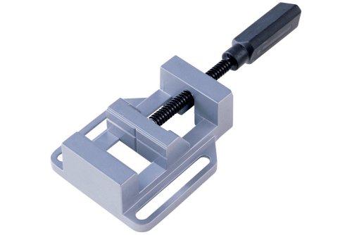 Wolfcraft 3412099 - Mordaza para taladro, ancho de boca 68 mm, ancho de sujeción hasta 65 mm